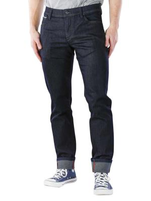 Alberto Bike Jeans Slim Fit Eco Repel navy