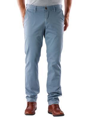 Alberto Lou Pant Compact Cotton blue