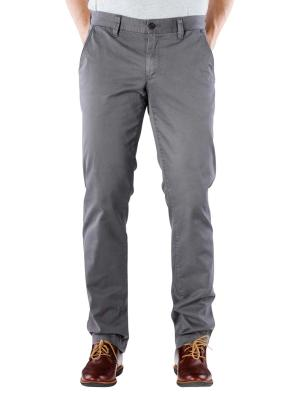 Alberto Lou Pant Pima Cotton light grey melange