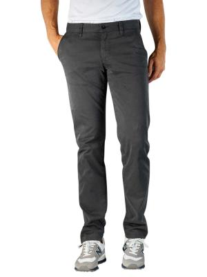 Alberto Lou Pant Slim Pima Cotton dark grey