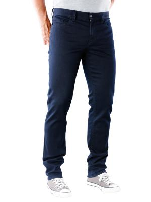 Alberto Pipe Pant Slim Superfit Dual Fx Denim dark blue