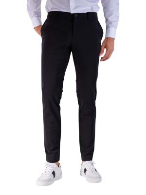 Alberto Rob Pants Slim Revolutional black
