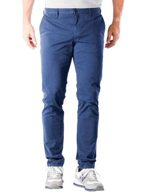 Alberto Rob Pant Straight dark blue