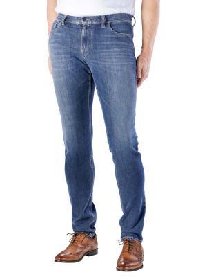 Alberto Slim Jeans Bi-Stretch Denim blue