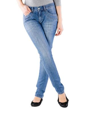 Angels Patti Jeans Straight new s-stone used buffi