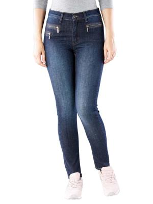 Angels Malu Zip Jeans Slim stone used