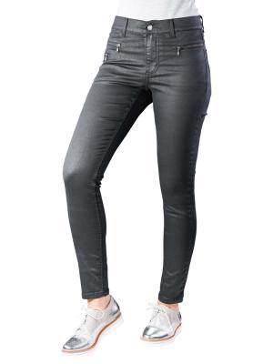 Angels Malu Zip Jeans Slim black