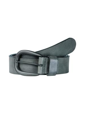 Zeta black 40mm by BASIC BELTS