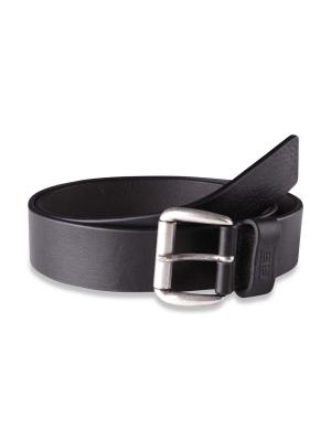 Charlie black 40mm by BASIC BELTS
