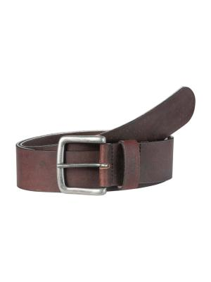 John juchte Belt 45mm by BASIC BELTS