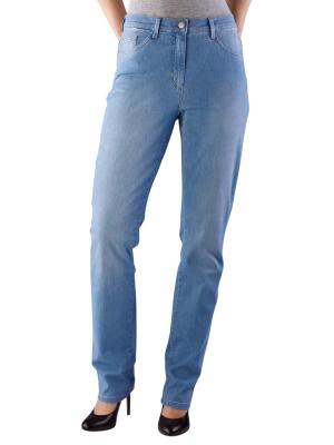 Brax Carola Jeans used light blue
