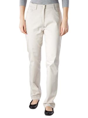 Brax Carola Pant Straight Fit nature
