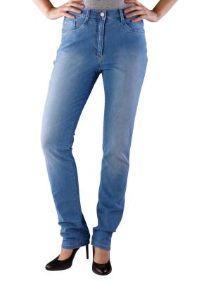 Brax Mary Jeans used light blue