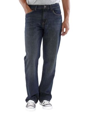 Calvin Klein relaxed Jeans straight dark