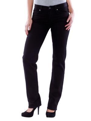 Calvin Klein Skinny Jeans black/black
