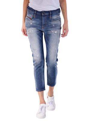 Diesel D-Fayza Jeans Boyfriend Fit 9LF