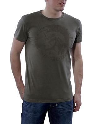 Diesel T-Nyne-RS Shirt green