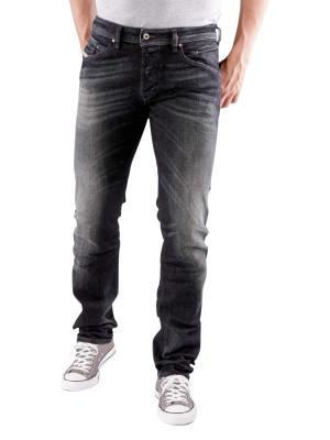 Diesel Belther Jeans blue black