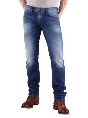 Diesel Belther Jeans red cast