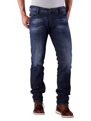 Diesel Iakop Jeans tapered dark blue