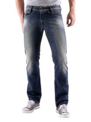 Diesel Iakop Jeans blue denim