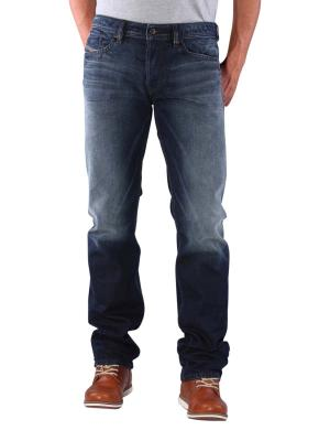 Diesel Waykee Jeans dark blue denim