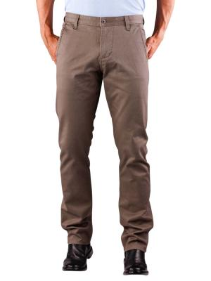 Dockers Pants Alpha Slim Fit dark peeble