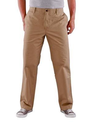 Dockers D2 Off the Clock Pant carmel khaki