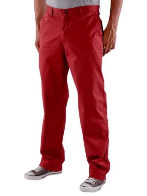 Dockers D2 Pant bank red