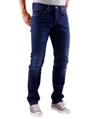 Edwin ED-55 Jeans Night Blue Denim blue dark trip used