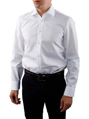 Einhorn Hemd Jamie Modern Fit Kent bügelfrei white
