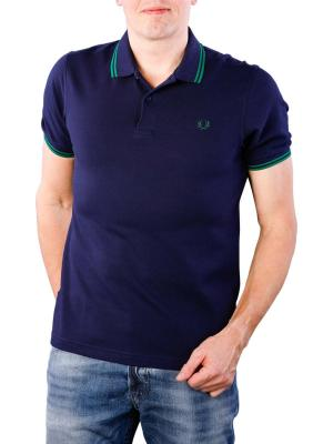 Fred Perry Twin Tipped Shirt carbon
