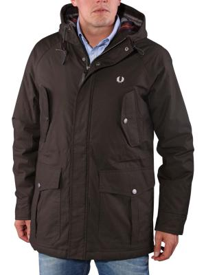 Fred Perry Portwood Jacket antracite