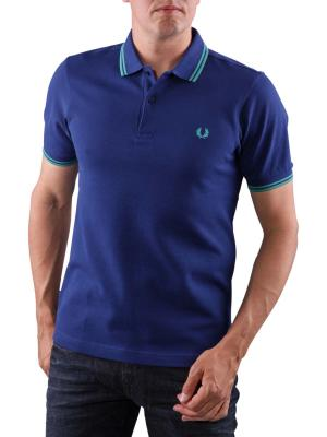 Fred Perry Polo Piqué medieval blue