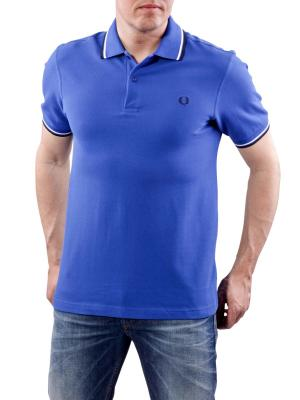 Fred Perry Polo blue/white/black