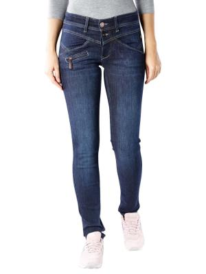 Freeman T Porter Coreena Jeans Super Slim mavy blue