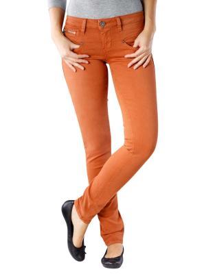 Freeman T Porter Alexa Jeans Slim leather brown