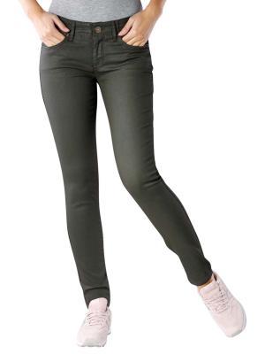 Freeman T Porter Dorya Jeans Super Slim Myskin deep green