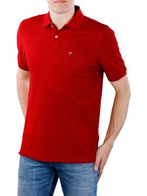 Fynch-Hatton Polo Shirt Basic cherry