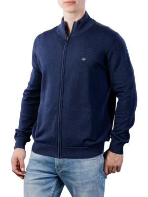 Fynch-Hatton Cardigan-Zip Sweater night