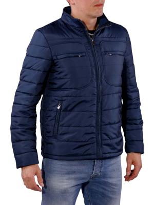 Fynch-Hatton Padded Jacket navy