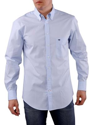 Fynch-Hatton Structures and Minimals Shirt blue