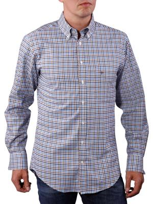 Fynch-Hatton Combi Check Shirt