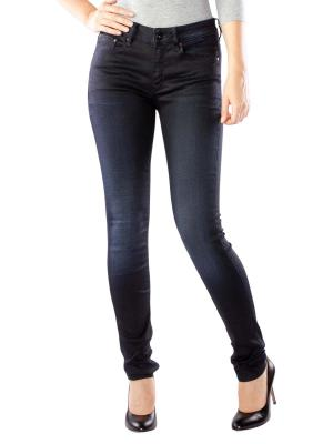 G-Star 3301 Contour High Skinny Jeans dark aged