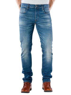 G-Star 3301 Slim Jeans medium aged