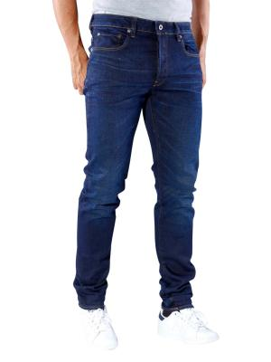 G-Star 3301 Slim Jeans Hydrite blue aged