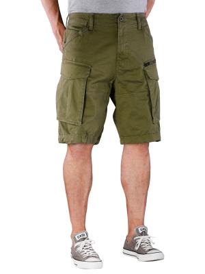G-Star Rovic Zip Short relaxed 1/2 sage