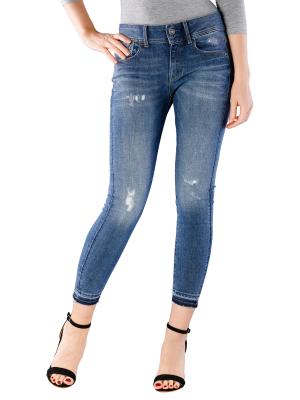 G-Star Lynn Jeans Mid Skinny Ankle medium aged destroy