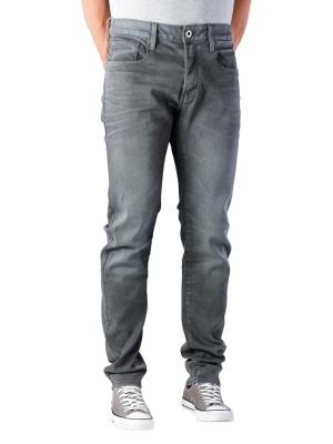 G-Star Slim Jeans Loomer Grey R Stretch Denim dk aged cobler