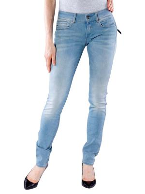 G-Star Midge Cody Mid Skinny Jeans Mauro lt aged